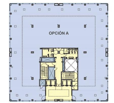 Edificio Ocean Oficinas en alquiler